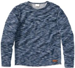 Knowledge Cotton Apparel Sweatshirt, in Melange-Optik, Casual