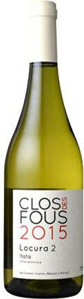 Afbeelding van Clos des Fous Locura 2, Itata Valley, Chili, Witte wijn