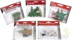 Kerst Gadget - Led Kerstbomen bouwpakket - Velleman Minikits