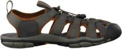 Keen - Clearwater CNX - Sandalen maat 10, zwart/grijs/rood