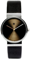 Zilveren Jacob Jensen watches dameshorloge Dimension 853