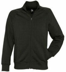 Zwarte Sweater Sols SUNDAE MEN SPORT