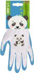 Blauwe Talen Tools kindertuinhandschoen Panda - 3-4 jaar