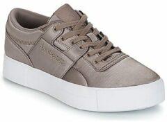 Grijze Lage Sneakers Reebok Classic WORKOUT LO FVS TXT