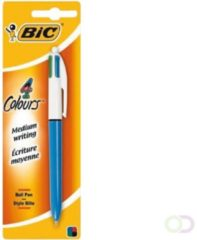 BIC 4 Colours assortie blister 1 Stuks