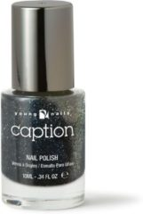Gouden Young Nails - Caption Caption nagellak 132 - Brave Inside