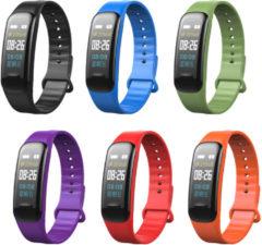 Meco XANES X1 0.96'' TFT Color Screen IP67 Waterproof Smart Watch Heart Rate Monitor Smart Bracelet