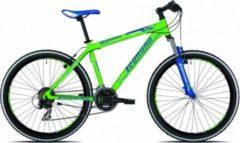 26 Zoll Mountainbike Legnano Val di Fassa 21 Gang Legnano matt-grün-blau
