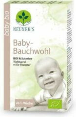 Neuner's - BIO - Biologische baby thee, uitgebalanceerde kruidenthee met anijs, venkel, karwij, kamille, tijm - 1 doosje x 20 zakjes = 40 gr - goed voor 10 liter thee, kruiden infusie, venkelthee baby, venkel-anijsthee, kinderthee, buikthee, babythee