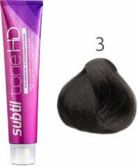 Subtil - Color - Tone HD - 3 - 60 ml