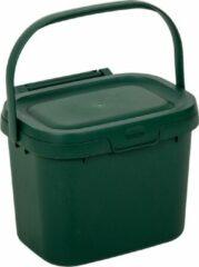 Addis Keuken Caddy, het slimste opbergbakje of gft afvalbakje van je keuken! Groen