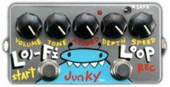 ZVEX Effects Lo-Fi Loop Junky handbeschilderd pedaal