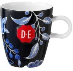 Blauwe Douwe Egberts Hylper koffiekop - 15 cl - donkerblauw