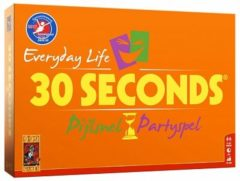 999 Games Spel 30 Seconds Everyday Life (6102998)