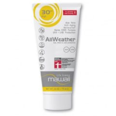 Mawaii AllWeather Sun, Wind&Cold protection SPF 30 - Zonnebrand - 75ml