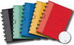 Adoc Colourlines Schrift Assorti Geruit Spiraalbinding A5 90 g/m²