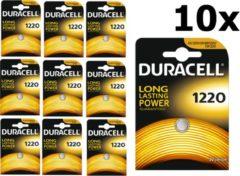 Duarcell 10x CR1220 CR 1220 DL1220 Duracell Lithium Batterij