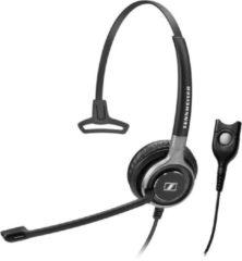 EPOS   SENNHEISER IMPACT SC 630 Headset Hoofdband Zwart, Zilver