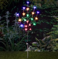 Huismerk Premium Solar LED Bloesem Boom - 20 LEDs