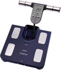 Zilveren Omron BF511 - Personenweegschaal-Lichaamscompositiemeter