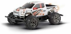 Carrera RC 370183017 Ford F-150 Raptor 1:18 RC modelauto voor beginners Elektro Monstertruck 4WD Incl. accu en lader