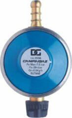 Blauwe Campingaz Drukregelaar - 28 Mbar - Voor Cilinder Gebruik