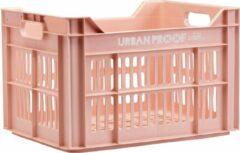 Urban Proof Fietskrat 30 Liter 40 X 30 Cm Polypropyleen Roze