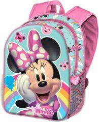 Minnie Mouse Disney Minnie Rainbow 3D backpack 31cm