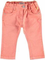 Roze Babyface Slim fit Skinny fit Pantalon Maat 74