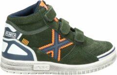 Munich Jongens Hoge sneakers G3 Boot Velcro - Groen - Maat 32