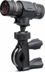 Zwarte Midland Bike Guardian motor dash cam