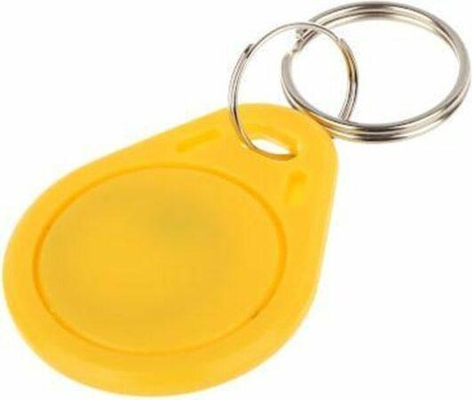 Afbeelding van WL4 RFID tags geel met key ring (10 stuks)