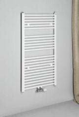 Aqualine Direct badkamer handdoek radiator 60x170cm wit 889Watt