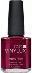 Rode CND VINYLUX Crimson Sash #174 - Nagellak