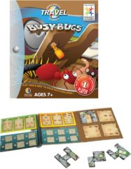 SmartGames Smart Games Magnetic Travel BusyBugs - Reiseditie