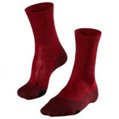 Rode Falke - Women´s TK2 Wool - Trekkingsokken maat 41-42 rood