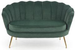 Home Style Fauteuil Amorinito 133 breed in groen