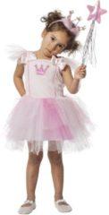 Feestbeest.nl Ballerina jurk licht roze voor meisje