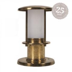 Bronze KS Verlichting Resident 3 Tuinlamp dark brass