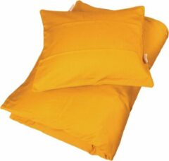 Gele Filibabba - Donsovertrek 100 x 140cm - Golden Mustard - One size