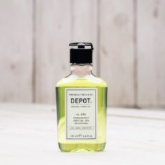 Depot The Male Tools & Co DEPOT No.406 TRANSPARENT SHAVING GEL BRUSHLESS