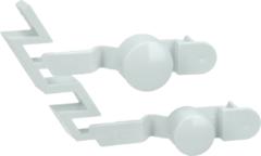 Tegran Tastenkappe weiß, 2-fach Waschmaschine 481241029517