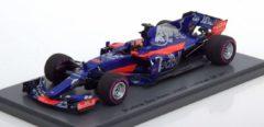 Rode Toro Rosso STR12 GP Australian 2017 D.Kvyat 1-43 Spark ( Resin )