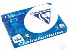 Clairefontaine Clairalfa presentatiepapier A4, 250 g, pak van 125 vel