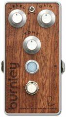 Bogner Burnley Bubinga Top Panel distortion gitaar effect pedaal