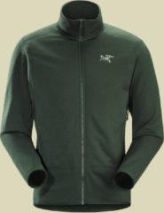 Arcteryx Kyanite Jacket Men Herren Fleecejacke Größe L conifer