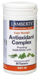 Antioxidant complex super strength van Lamberts : 60 tabletten