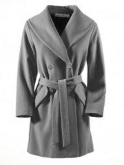 Grijze Wollen jasje