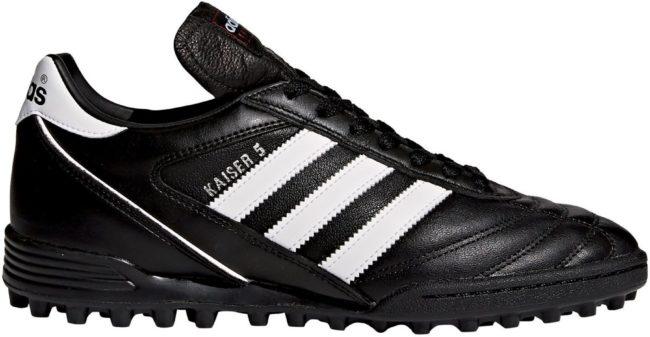 Afbeelding van Adidas Originals Adidas Kaiser 5 Team Turf - Voetbalschoenen - Heren - 8 - Zwart