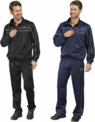 Merkloos / Sans marque Tracksuit in comfortabele pasvorm, kleur zwart, maat L